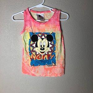 VTG Disney the Walt Disney company kids shirt 3T